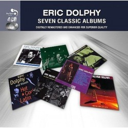 Eric Dolphy-Seven Classic Albums