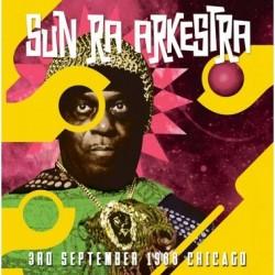 Sun Ra Arkestra-3rd September 1988 Chicago