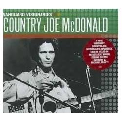 Country Joe Mcdonald-Vanguard Visionaries