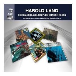 Harold Land-Six Classic Albums Plus