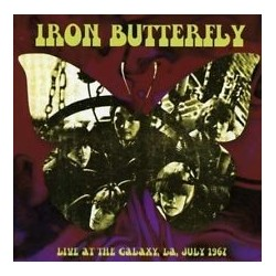 Iron Butterfly-Live At the Galaxy, LA, July 1967