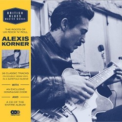 Alexis Korner-British Blues Master Works