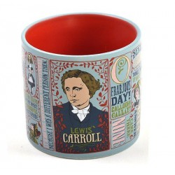 Alice In Wonderland-Lewis Carroll Mug (Tazza)