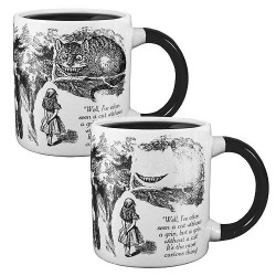 Alice In Wonderland-Disappearing Cheshire Cat Mug (Tazza)
