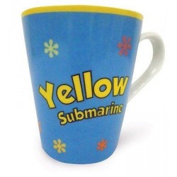 Beatles-Yellow Submarine Lyric Mug (Tazza)