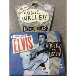 Elvis Presley-Elvis's Sonic Wallet Money Talks!(Original Tyvek)