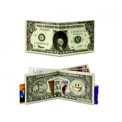 Gadget / Merchandise-One Dollar Mighty Wallet (Original Tyvek)