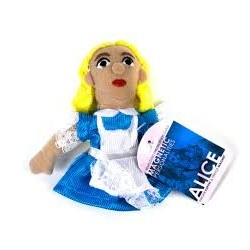 Alice In Wonderland-Alice's Finger Puppet & Fridge Magnet