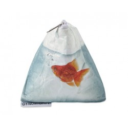 Gadget / Merchandise-Goldfish Mighty Stash Bag (Original Tyvek)