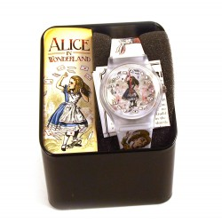 Alice In Wonderland-Alice Watch (Orologio Da Polso)