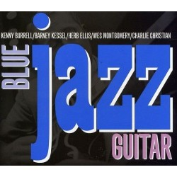 Jazz Artisti Vari-Blue Jazz Guitar