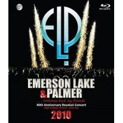 Emerson, Lake & Palmer-40th Anniversary Reunion Concert 2010