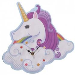 Gadget / Merchandise-Unicorno Orologio Da Parete