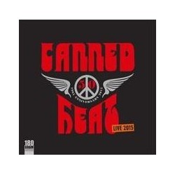 Canned Heat-50 Anniversary Years Live 2015