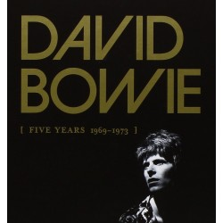 David Bowie-Five Years 1969-1973