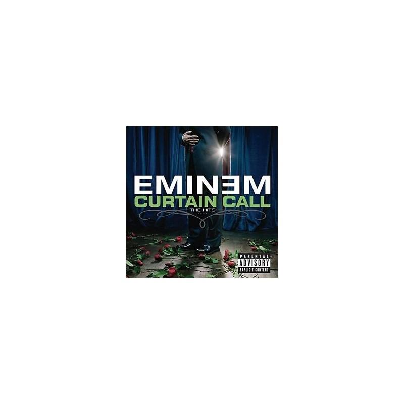 Eminem Curtain Call The Hits Deluxe Edition : Cletkinscyc