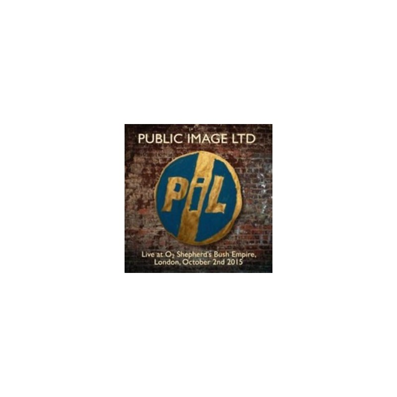 public image limitedlive at o2 shephards rockampfolk