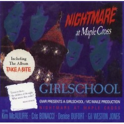 Girlschool-Nightmare At Maple Cross