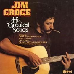 Jim Croce-His Greatest Songs