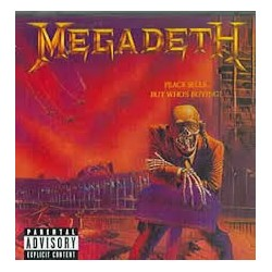 Megadeth-Peace Sells But Who's Buying?