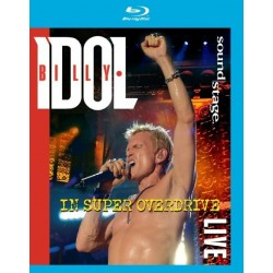 Billy Idol-In Super Overdrive Live