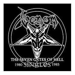 Venom-Seven Gates Of Hell 1980-1985 Singles