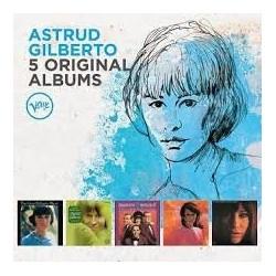 Astrud Gilberto-5 Original Albums