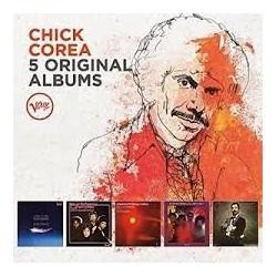 Chick Corea-5 Original Albums