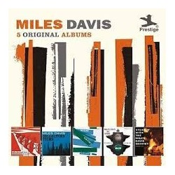 Miles Davis-5 Original Albums