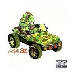 Gorillaz-Gorillaz