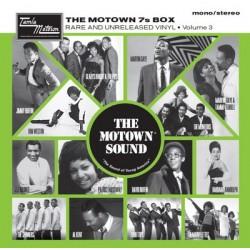 Soul - RnB Artisti Vari-Motown 7s Box (Rare And Unreleased Viny) Volume 3