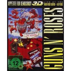 Guns n' Roses-Appetite For Democracy 3D Live At The Hard Rock Casino Las Vegas