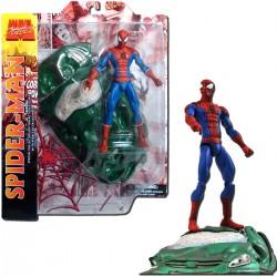 Spider-Man-Spider-Man Marvel Select