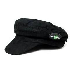 """Beatles-Black Moleskin Hat """"Help Hat Suede Effect"""" (Cappello)"""