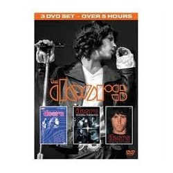 Doors-Live In Europe+Soundstage Performance+No One Here Gets Out Live