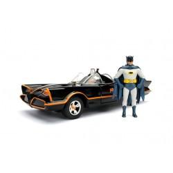 Batman-Classic TV Series Batmobile & Batman