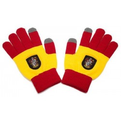 Harry Potter-Gryffindor E-Touch Gloves (Guanti)