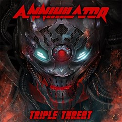 Annihilator-Triple Threat
