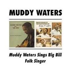 Muddy Waters-Sings Big Bill/Folk Singer