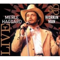 Merle Haggard-Workin' Man (Live)