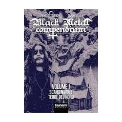 Lorenzo Ottolenghi/Simone Vavala-Black Metal Compendium (Volume 1 Scandinavia E Terre Del Nord)