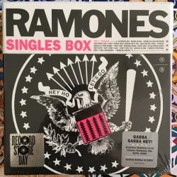 Ramones-Singles Box