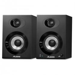 Casse Acustiche-Alesis Elevate 4 Powered Studio Speakers