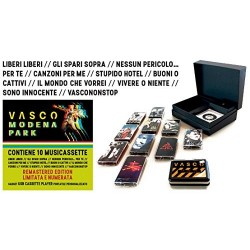 Vasco Rossi-Tape Collection