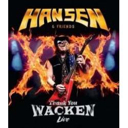 Hansen & Friends-Thank You Wacken Live