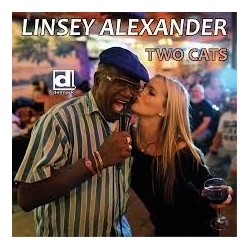 Linsey Alexander-Two Cats