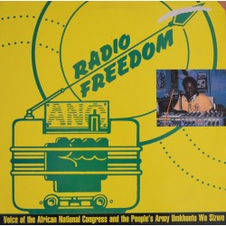 Afro Artisti Vari-Radio Freedom (Voice Of The African National Congress And The People's Army Umkhonto We Sizwe)