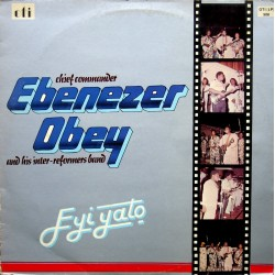 Ebenezer Obey And His Inter-Reformers Band-Eyi Yato