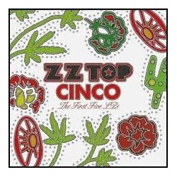 ZZ Top-ZZ Top Cinco The First Five LPs