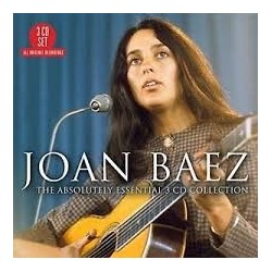 Joan Baez-Absolutely Essential 3 CD Collection